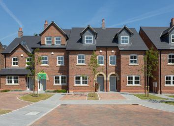 Thumbnail 3 bed town house for sale in Plot 2, The Orchard, 52 Cedarfield Road