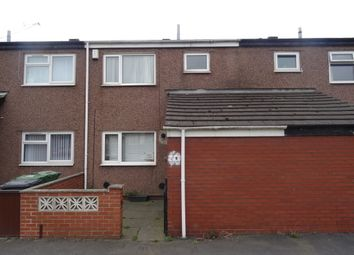 Thumbnail 3 bed town house to rent in Belle Vue Road, Hyde Park, Leeds