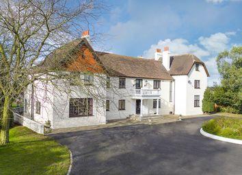 Thumbnail 8 bed country house for sale in Grange Lane, Downham, Downham