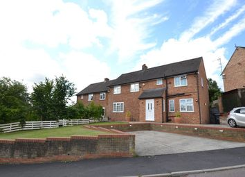 Thumbnail 4 bed semi-detached house for sale in Trotters Gap, Stanstead Abbotts, Ware