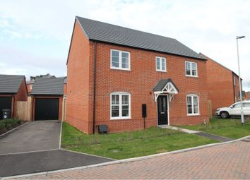 Thumbnail 3 bed detached house for sale in Tannery Drive, Powick, Worcester