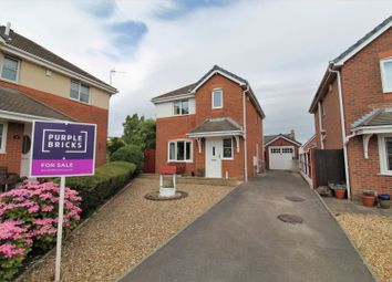 Thumbnail 3 bed detached house for sale in Saxon Heights, Morecambe