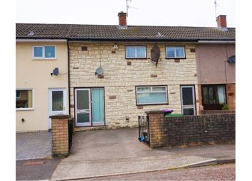 Thumbnail 2 bed terraced house for sale in Croesyceiliog, Cwmbran
