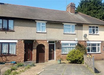 Thumbnail 3 bed end terrace house for sale in Fullingdale Road, The Headlands, Northampton