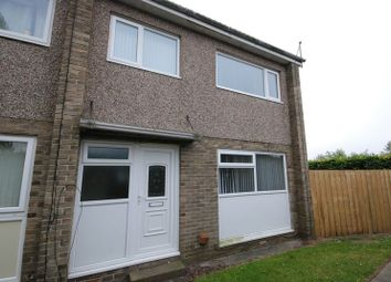 Thumbnail 3 bed property for sale in Lichfield Close, Ashington