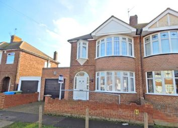 Thumbnail 3 bedroom semi-detached house for sale in Park Road, Sheerness, Kent