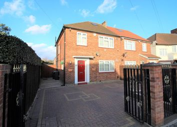 Thumbnail 3 bed semi-detached house for sale in Kingsbridge Road, Norwood Green