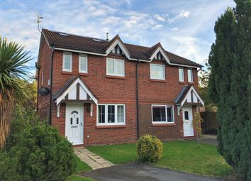 Thumbnail 4 bed semi-detached house for sale in Redwood Close, Dibden Purlieu, Southampton