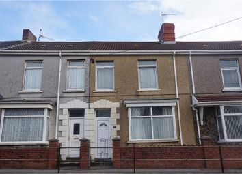 Thumbnail 3 bed terraced house for sale in Capel Isaf Road, Llanelli
