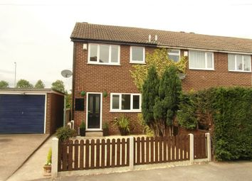 Thumbnail 2 bed terraced house for sale in Denby Dale Road East, Durkar, Wakefield