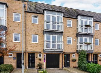 Thumbnail 4 bed town house for sale in Samuel Jones Crescent, St. Neots