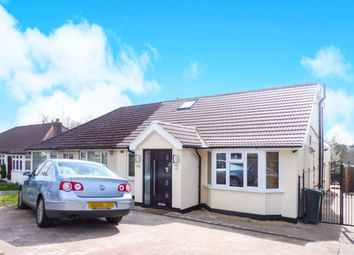 Thumbnail 5 bedroom semi-detached bungalow for sale in Carpenders Avenue, Watford