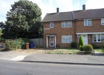 Thumbnail 2 bedroom end terrace house to rent in Abbotts Drive, Stanford-Le-Hope, Essex
