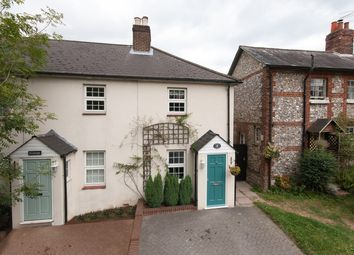 Thumbnail 2 bed end terrace house for sale in Tot Hill, Headley