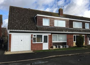 Thumbnail 4 bed semi-detached house for sale in Gerrards Road, Shipston-On-Stour