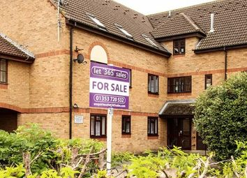 Thumbnail 1 bed flat for sale in Chestnut Drive, Soham, Ely