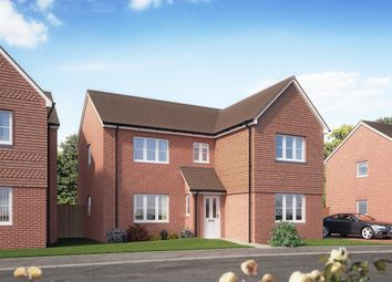 "Thumbnail 4 bedroom detached house for sale in ""The Carnaby"" at Unicorn Way, Burgess Hill"
