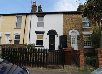 Thumbnail 2 bed terraced house for sale in High Dewer Road, Rainham, Kent.