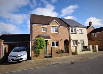 Thumbnail 3 bed semi-detached house for sale in Ewden Close, Wichelstowe, Swindon, Wiltshire