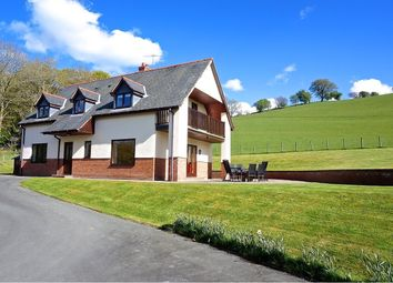 Thumbnail 4 bed detached house for sale in Llandyssil, Montgomery
