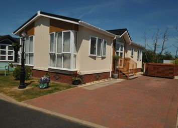 Thumbnail 2 bed mobile/park home for sale in Holly Acres Park Homes, Long Lane, Telford, Shropshire