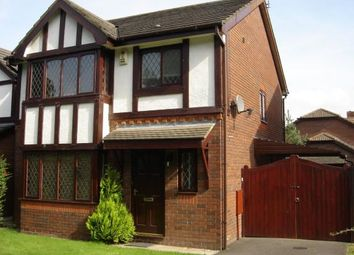 Thumbnail 3 bed detached house for sale in Foxwood Drive, Kirkham, Preston, Lancashire