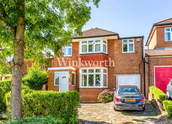 4 bed detached house for sale in Curthwaite Gardens, Enfield EN2