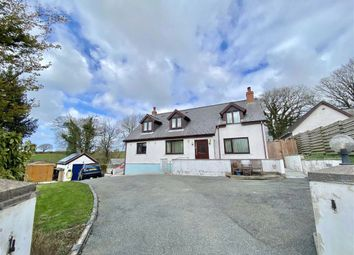 Thumbnail 4 bed detached bungalow for sale in Eglwyswrw, Crymych