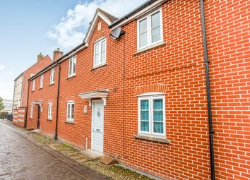 Thumbnail 3 bedroom terraced house for sale in Shears Drive, Amesbury, Salisbury