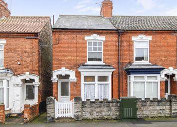 Thumbnail 2 bed end terrace house for sale in Queens Avenue, Barton-Upon-Humber