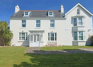 Thumbnail 7 bed detached house for sale in Grove House, Route Militaire, St Sampson's