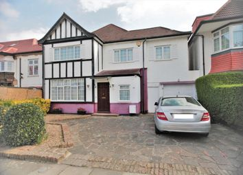 Thumbnail 4 bed detached house to rent in Foscote Road, Hendon