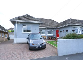 Thumbnail 3 bed semi-detached bungalow for sale in Seymour Road, Plympton, Plymouth