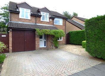 Thumbnail 4 bed detached house for sale in Willowside, North Woodley
