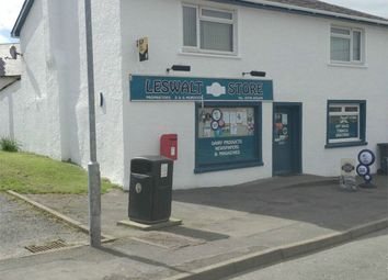 Thumbnail Commercial property for sale in Leswalt Store, Leswalt, Nr Stranraer, Dumfries And Galloway