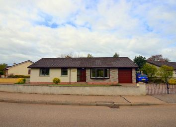 Thumbnail 3 bed bungalow for sale in Summerfield 6, Lochloy Crescent, Nairn