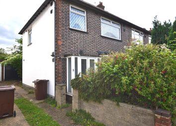 Thumbnail 3 bedroom end terrace house to rent in Warren Terrace, Eastern Avenue West, Chadwell Heath, Romford