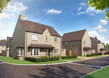 Thumbnail 4 bed detached house for sale in The Elstow Deanfield Grove, St Johns Road, Tackley Oxfordshire