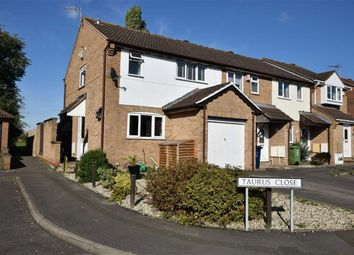 Thumbnail 3 bed end terrace house for sale in Taurus Close, Longford, Gloucester