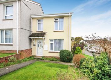 Thumbnail 3 bed semi-detached house for sale in St Stephens Hill, Saltash, Cornwall