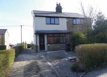Thumbnail 2 bed semi-detached house to rent in Church Lane, Goosnargh, Preston