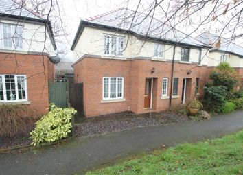 Thumbnail 3 bed semi-detached house for sale in Hazel Close, Trewern, Welshpool