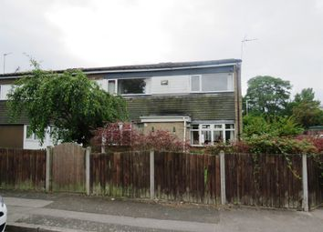 Thumbnail 3 bed end terrace house for sale in Walnut Close, Chelmsley Wood, Birmingham