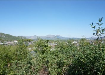 Thumbnail 3 bed semi-detached house for sale in Awel Y Grug, Porthmadog