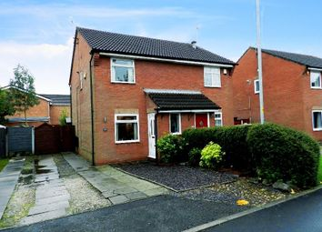 Thumbnail 2 bed semi-detached house for sale in St Bridgets Close, Fearnhead, Warrington