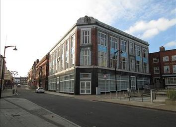 Thumbnail Retail premises to let in Ground Floor Retail Units, 2-8 Queen Street, Burslem, Stoke On Trent, Staffs