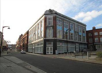 Thumbnail Retail premises to let in Ground Floor Retail Units, 2-8 Queen Street, Burslem, Stoke On Trent, Staffs