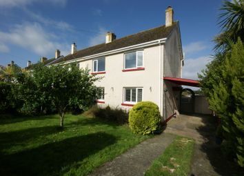 Thumbnail 3 bed semi-detached house to rent in Townstal Road, Dartmouth