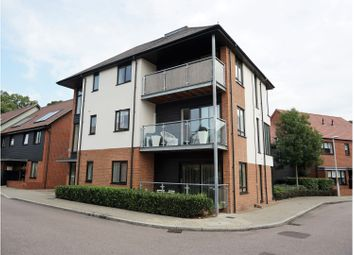 Thumbnail 2 bed flat for sale in 2 Beadsman Crescent, West Malling