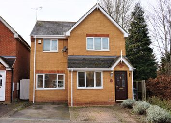Thumbnail 3 bed detached house for sale in The Maltings, Sawtry, Huntingdon